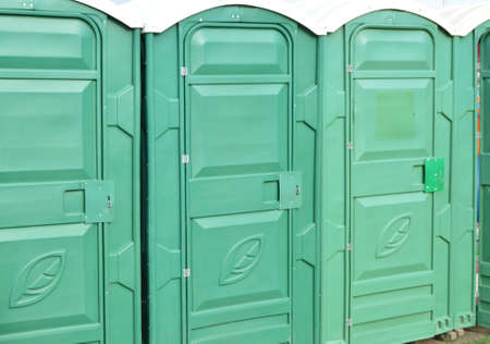 Public toilets are in the Park for cleanliness and hygiene.