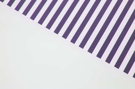 Black and white striped background and white background side by side, abstraction and geometry.