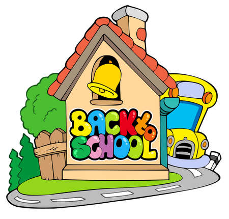 road ring: Back to school theme