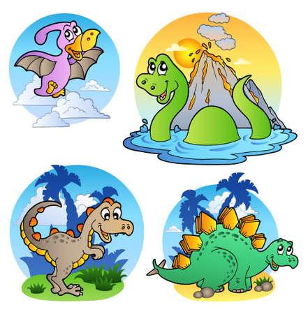 dinosaur: Varias im�genes de dinosaurio