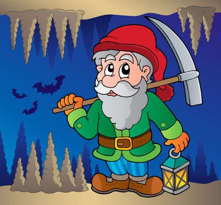 dwarves: Mine theme image