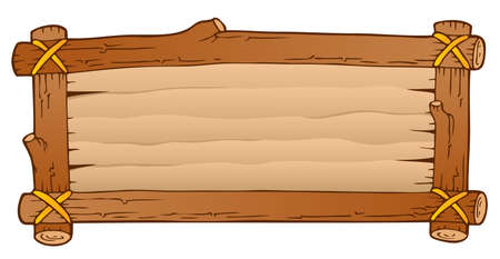 Wooden board theme