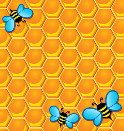 apiculture: Bee theme image 2