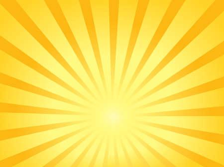 rayos de sol: Dom el tema de fondo abstracto 1 ilustración