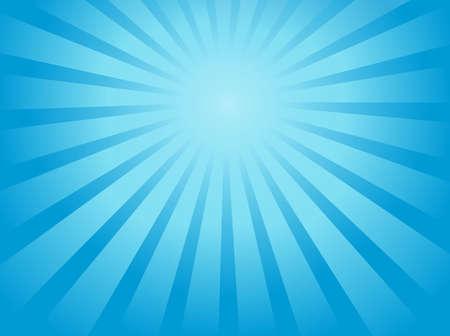 raggi di luce: Ray tema astratto sfondo 1 - illustrazione vettoriale