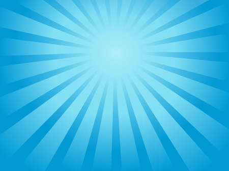 blue ray: Ray theme abstract background 1 - vector illustration