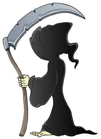 scythe: Grim reaper tema