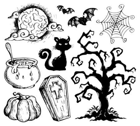 trumna: Rysunki Halloween