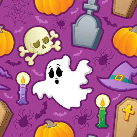 Halloween seamless Stock Vector - 15374224