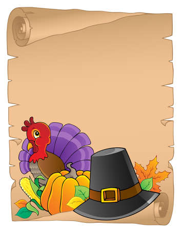 Thanksgiving theme Stock Vector - 15374139