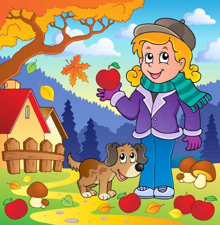 Autumn thematic image 1