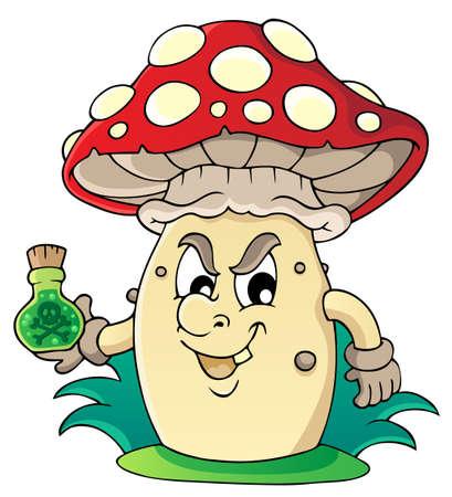 Mushroom Stock Vector - 18559667