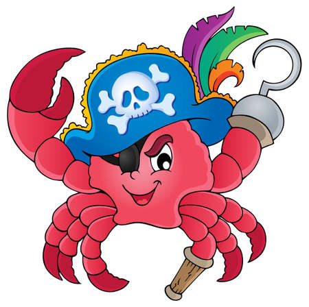 crabs: Pirate crab