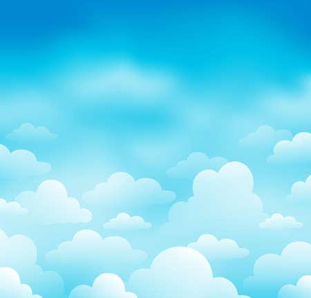 aerate: Cielo e nuvole Immagine di tema