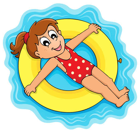 Summer water activity
