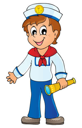 seaman: Image with sailor theme 1