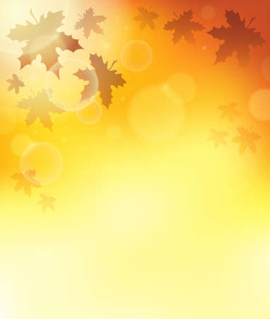 autumn background: Autumn theme background