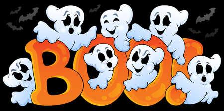 frighten: Ghost theme image