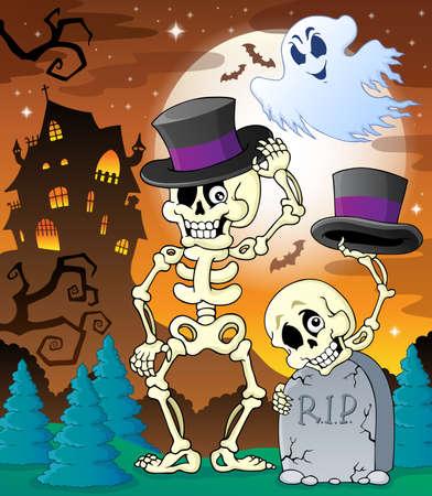 Halloween character image
