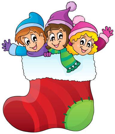 greet: Christmas image theme