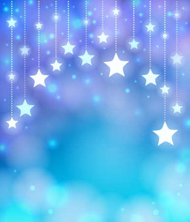 glitter gloss: Stars theme background 5