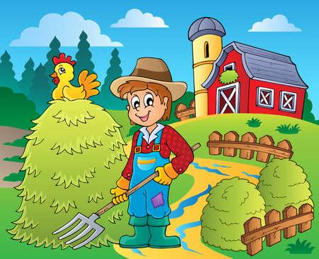 Farmer theme image