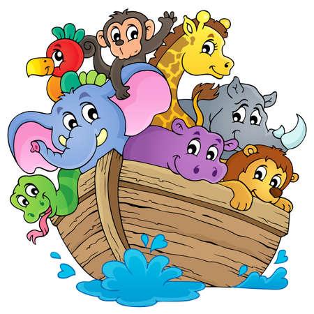 noah: Noahs ark theme image