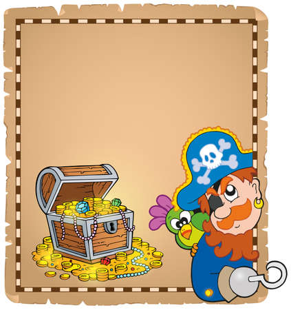 6,913 Pirate Treasure Stock Vector Illustration And Royalty Free ...
