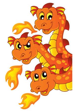 wyvern: Dragons illustration