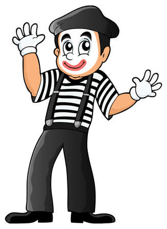 Mime theme image