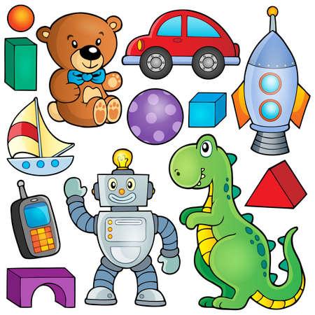 carritos de juguete: Colección de juguetes tema