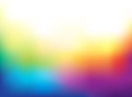 vivid colors: Color abstract background 1 - eps10 vector illustration. Illustration