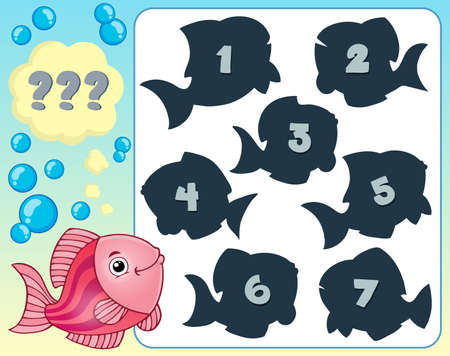 riddle: Fish riddle theme image