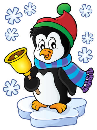 5,505 Christmas Penguin Stock Illustrations, Cliparts And Royalty ...