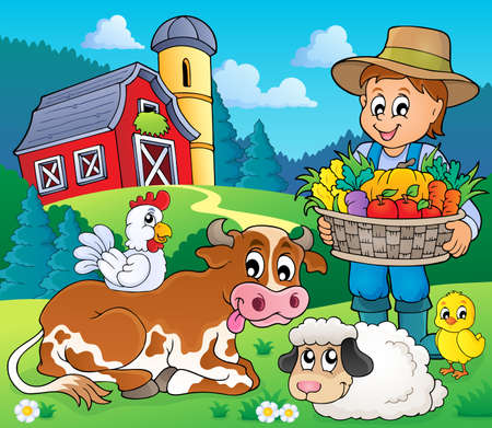 topic: Farmer topic image
