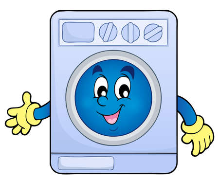 Washing machine theme image