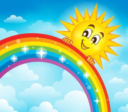 topic: Rainbow topic image