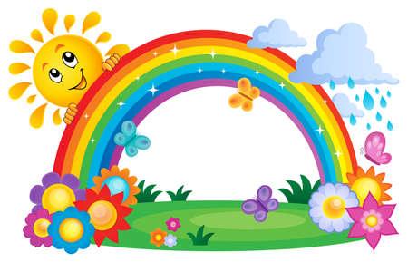 Rainbow topic image