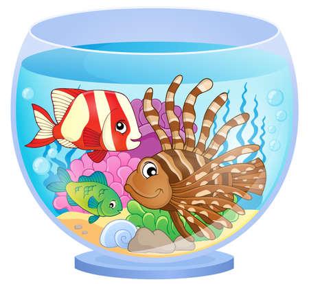 lionfish: Aquarium topic image