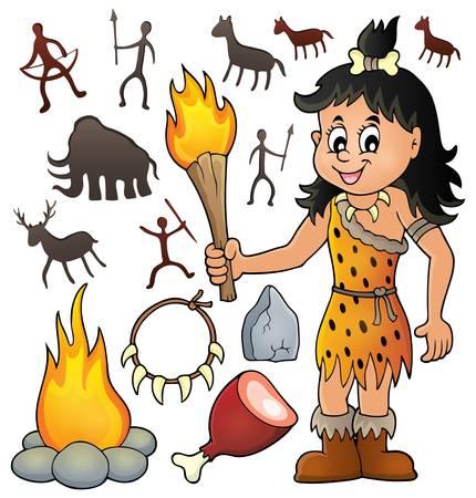 theme: Prehistoric theme