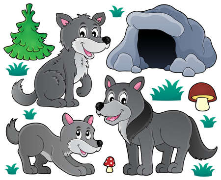 toadstool: Wolves theme