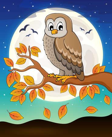 topic: Owl topic