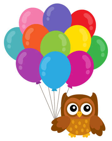 Party owl topic image
