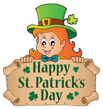 Happy St Patricks Day topic