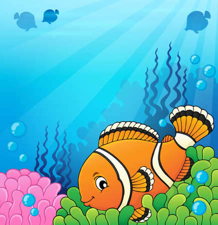 Clownfish topic image