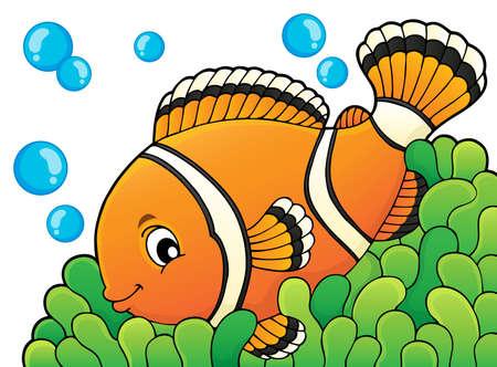 Clownfish topic image