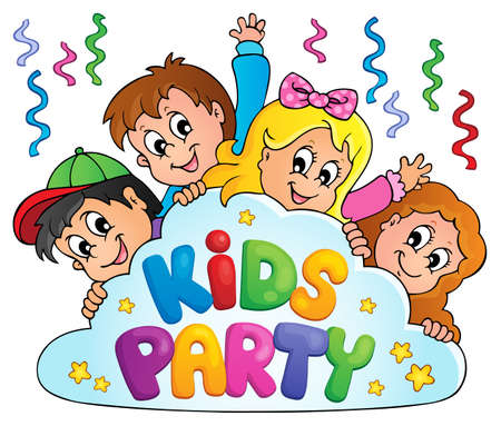 Kids party topic image