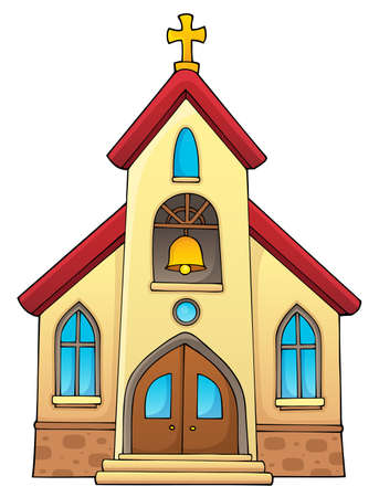 Church building theme