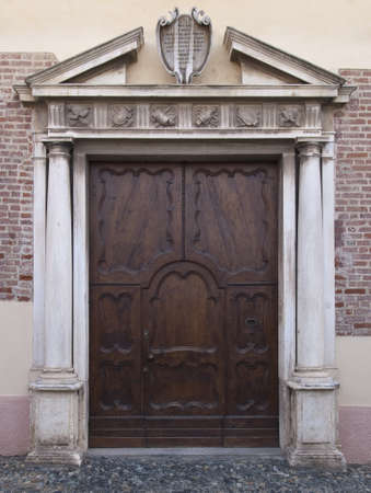 Historic door Stock Photo - 9845952