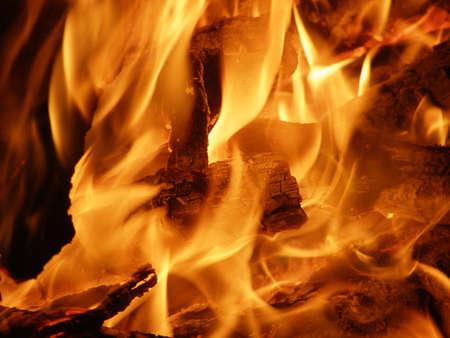 inconstant: The bonfire